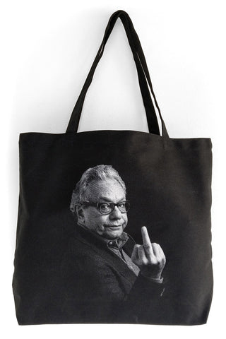 Lewis Black Middle Finger Tote Bag - National Comedy Center