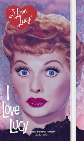 I Love Lucy 2020 2-year Pocket Planner - National Comedy Center