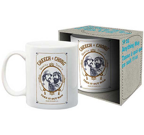 Cheech & Chong Mug - National Comedy Center