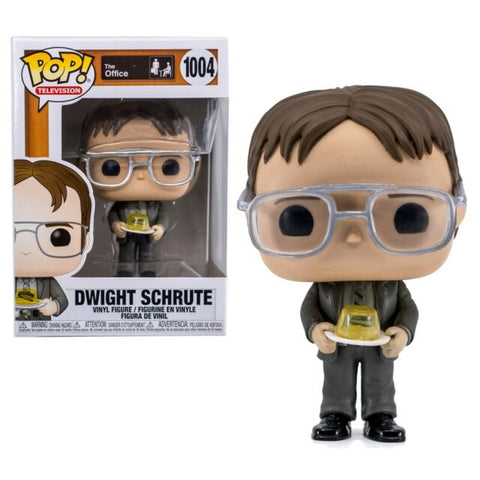 The Office: Dwight Stapler in Gelatin Funko