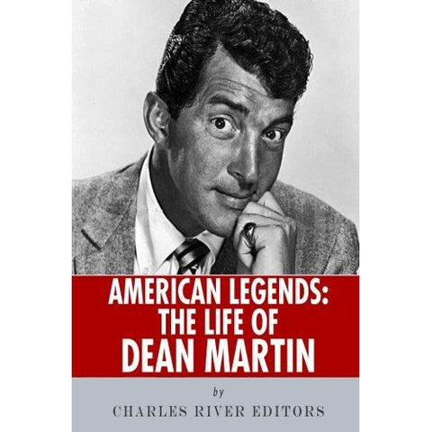 American Legends: The Life of Dean Martin Book - National Comedy Center