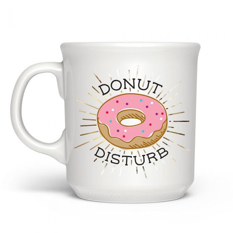 Say Anything: Donut Disturb Mug - National Comedy Center