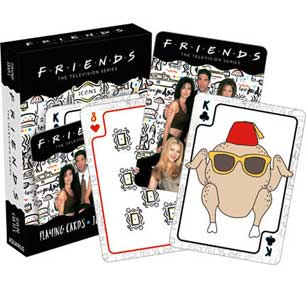 Friends Icon Playing Cards - National Comedy Center