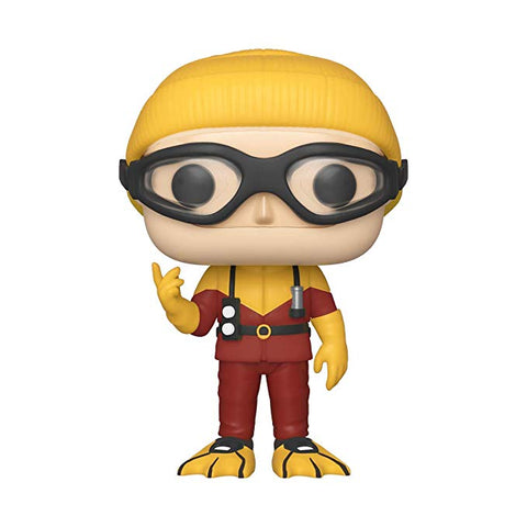 Funko Pop! Movies: Big Daddy Scuba Steve - National Comedy Center