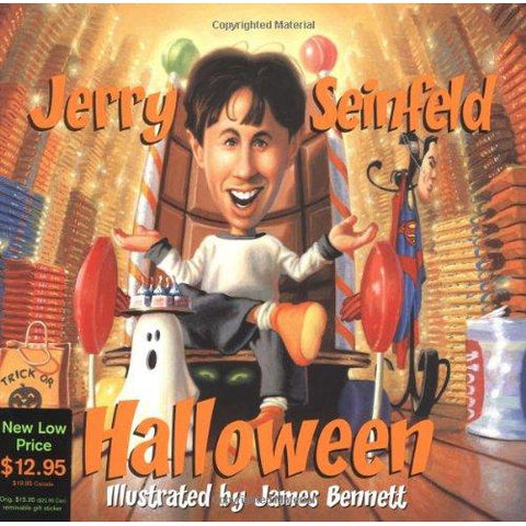 Halloween by Jerry Seinfeld - National Comedy Center