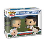 Funko Pop! Movies: Happy Gilmore Happy & B. Barker - National Comedy Center