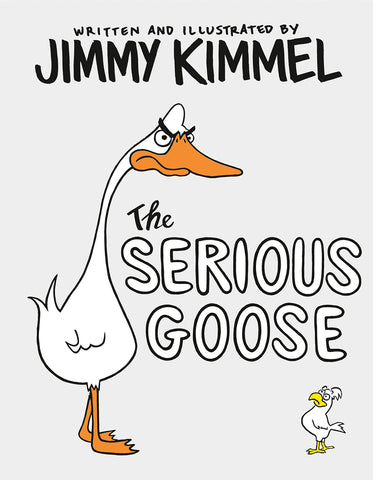 The Serious Goose - Jimmy Kimmel - National Comedy Center