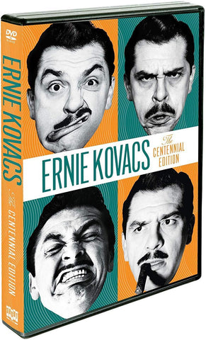 Ernie Kovacs: The Centennial Edition DVD - National Comedy Center