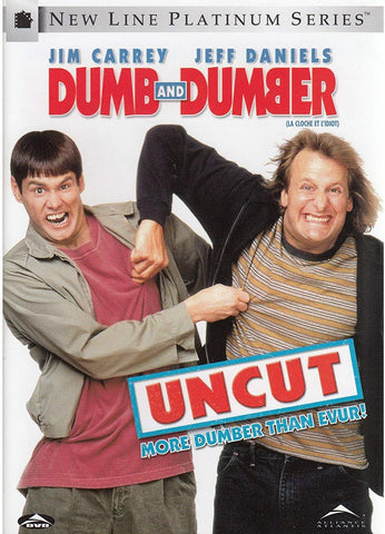 Dumb & Dumber DVD - National Comedy Center
