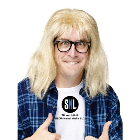 Saturday Night Live Garth Wig & Glasses