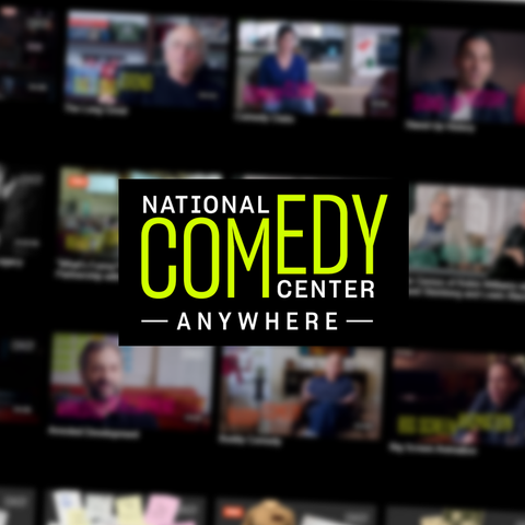 National Comedy Center Anywhere Admission Access - National Comedy Center