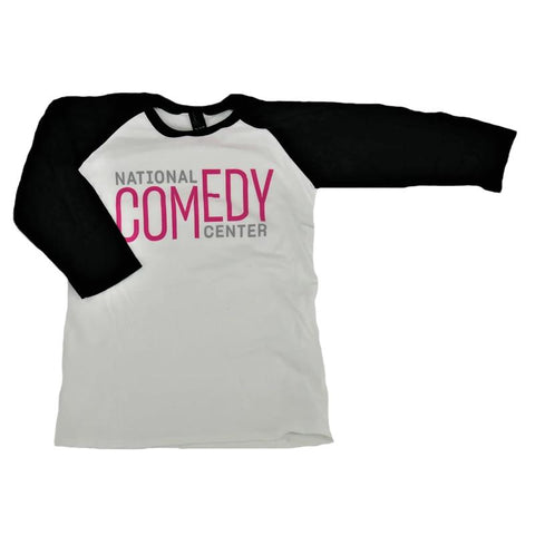 Youth Baseball Tee - National Comedy Center