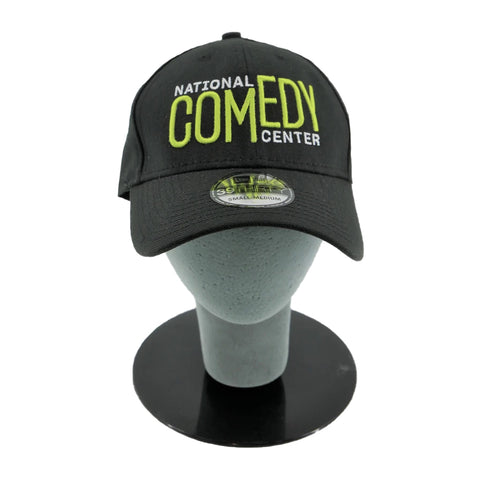 National Comedy Center New Era Hat- Lime - National Comedy Center