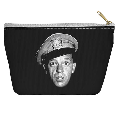 The Andy Griffith Show: Barney Head Accessory Pouch