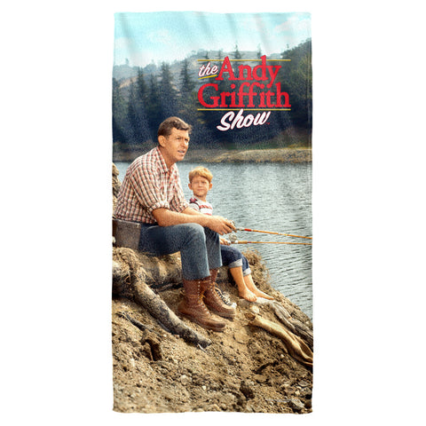 The Andy Griffith Show: Fishing Hole Towel