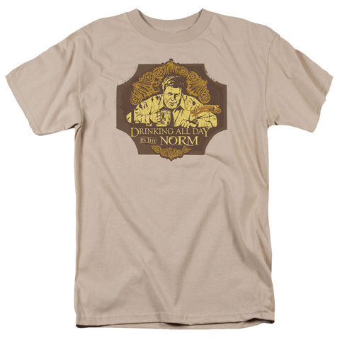Cheers: The Norm Shirt