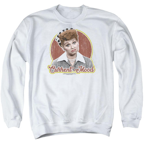 Current Mood Crew Neck Sweatshirt - National Comedy Center