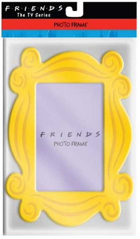 Friends: Peephole 4x6 Yellow Frame - National Comedy Center