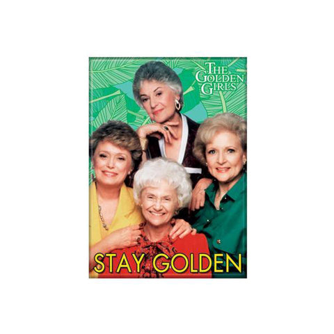 Mid-South Products Golden Girls Magnet Squad Goal - G72594GG - National Comedy Center