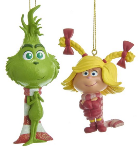 The Grinch: Ornaments