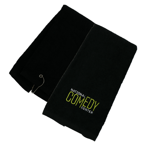 NCC Golf Towel - National Comedy Center