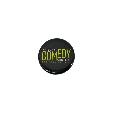 National Comedy Center Logo Button - National Comedy Center