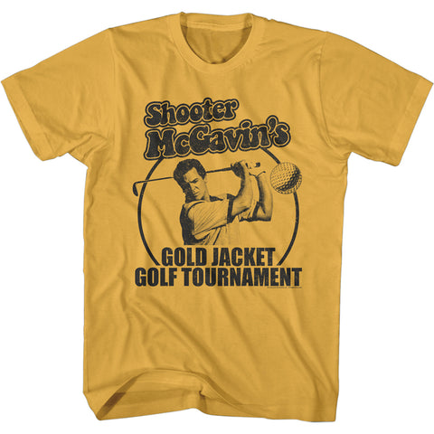 Happy Gilmore- Gold Jacket T-shirt - National Comedy Center