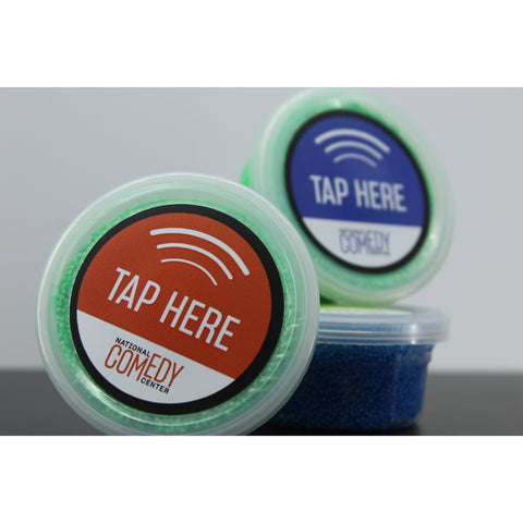 "NCC ""Tap Here"" Foam Putty"