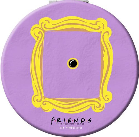 Friends frame compact mirror - National Comedy Center