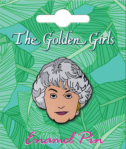 The Golden Girls Dorothy Enamel Pin - National Comedy Center