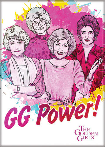 The Golden Girls: Power Magnet