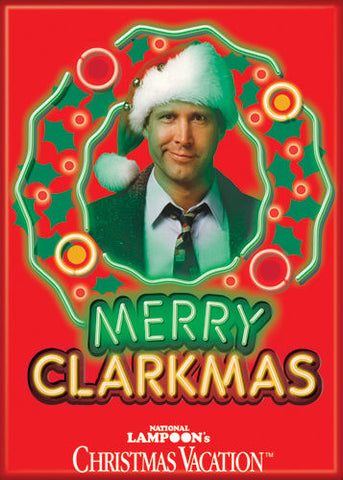 National Lampoon's Christmas Vacation: Merry Clarkmas Magnet
