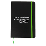 Did It Standing Up Notebook - National Comedy Center