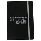 Did It Standing Up Notebook