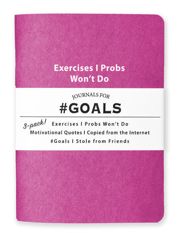 Journals for #Goals - The Comedy Shop