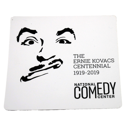 National Comedy Center x Ernie Kovacs Magnet - National Comedy Center