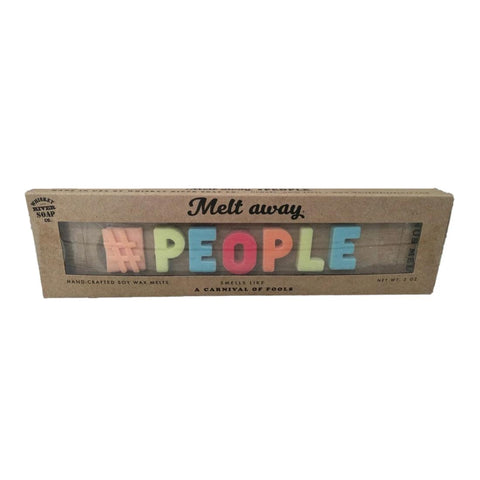 #People Wax Melts - The Comedy Shop