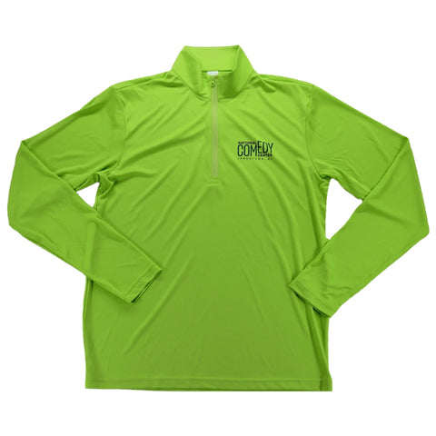 National Comedy Center Men's Sport Trek 1/4 Zip Up - National Comedy Center