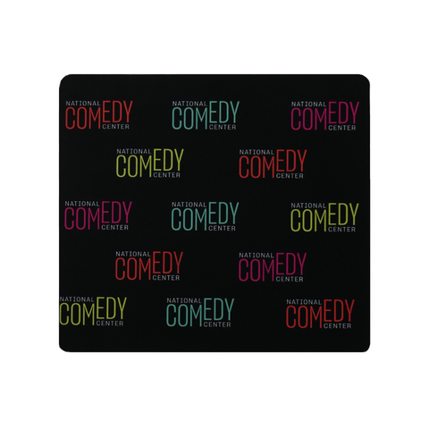 National Comedy Center Logo Mouse Pad - The Comedy Shop