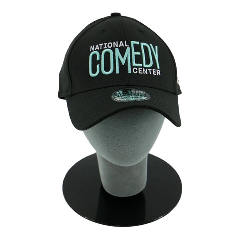 National Comedy Center Teal & White Logo Hat - National Comedy Center