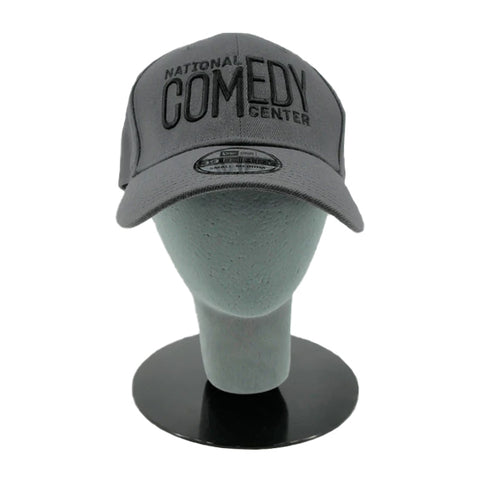 National Comedy Center New Era Hat- Grey - National Comedy Center
