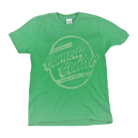 National Comedy Center Vintage Youth T-Shirt - National Comedy Center