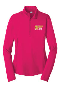National Comedy Center Women's Sport Trek 1/4 Zip - National Comedy Center