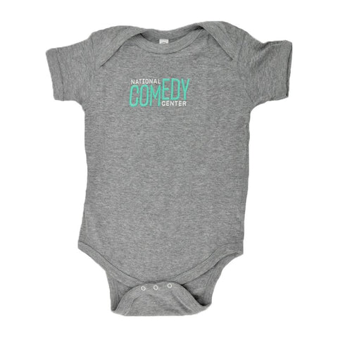 National Comedy Center Baby Onesie - National Comedy Center