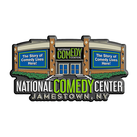 National Comedy Center Magnet - National Comedy Center