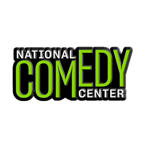 National Comedy Center Logo Magnet - National Comedy Center