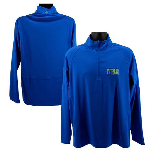 Mens Ogio 1/4 Zip - National Comedy Center