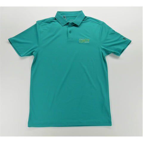 Under Armour Men's NCC Performance Polo - National Comedy Center
