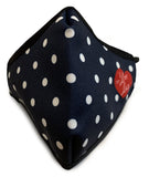I Love Lucy: Polka Dot Mask