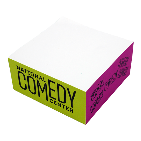 National Comedy Center Sticky Notes - National Comedy Center